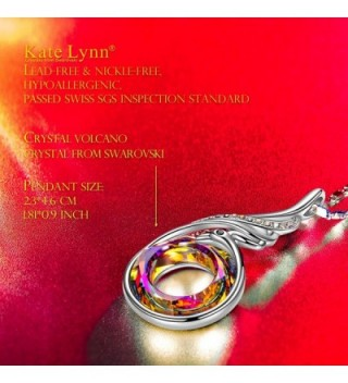 Necklace Swarovski Crystals Anniversary Birthday