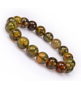 Antiquity Sian Art Multicoloured Bracelet - brown - CS12MGD5TPL