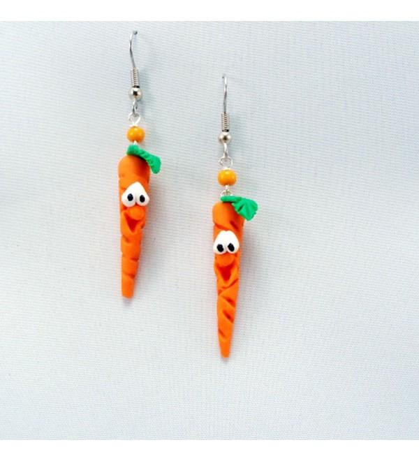 Carrot Dangle Earrings - C111JSO3XD7