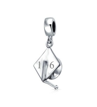 Bling Jewelry Graduation Dangle Sterling in Women's Charms & Charm Bracelets