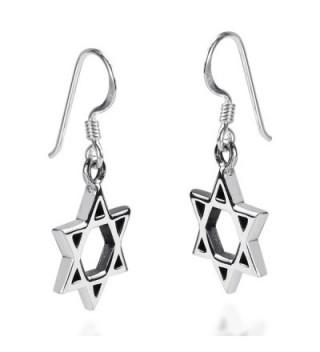 Mystical David Sterling Silver Earrings
