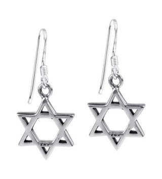 Mystical David Sterling Silver Earrings in Women's Drop & Dangle Earrings