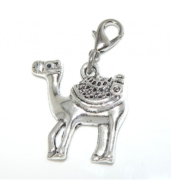 "Pro Jewelry Dangling ""Camel"" Clip-on Bead for Charm Bracelet 35276 - CE11OWPNBIJ"