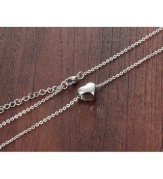 Stainless Pendant Collarbone Necklace Romantic in Women's Pendants