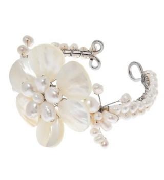 Elegance Mother Bracelet Cultured Freshwater Beaded