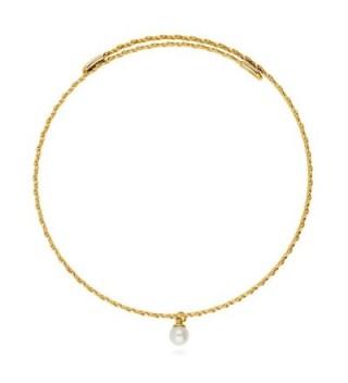 BERRICLE Plated Imitation Fashion Necklace