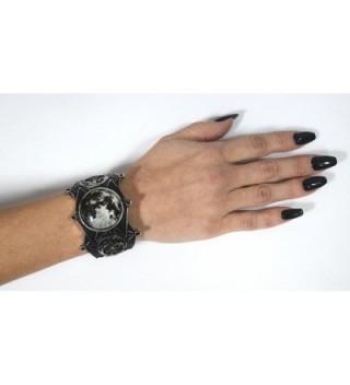 Restyle Sacred Geometry Luna Bracelet in Women's Cuff Bracelets