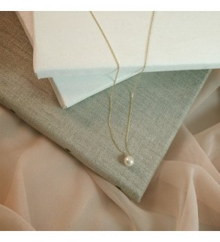Bridesmaid Gift Set Floating Simulated in Women's Pendants