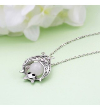 Sterling Pendant Necklace Christmas Jewelry in Women's Pendants