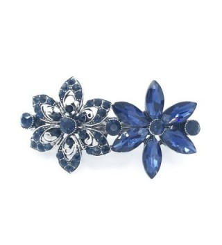 Barrettes Women Crystal Barette Pieces in Women's Brooches & Pins