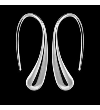 KOREA JIAEN Fashion Earrings Sterling water drop
