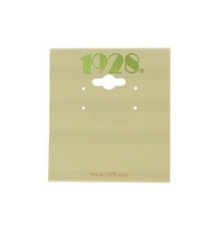 1928 Jewelry Silver Tone Filigree Earrings