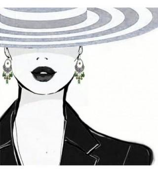 Earrings Antique Bohemian Chandelier Fashion