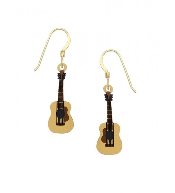Sienna Sky Acoustic Guitar Earrings 1928 - CN12GWF96LH