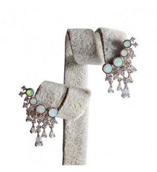 earrings earring jackets synthetic sterling in Women's Cuffs & Wraps Earrings
