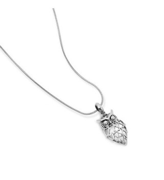 Sterling Silver Lovely Pendant Necklace