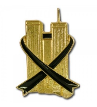 Twin Towers September 11 Lapel Pin - C0116MJYLCD