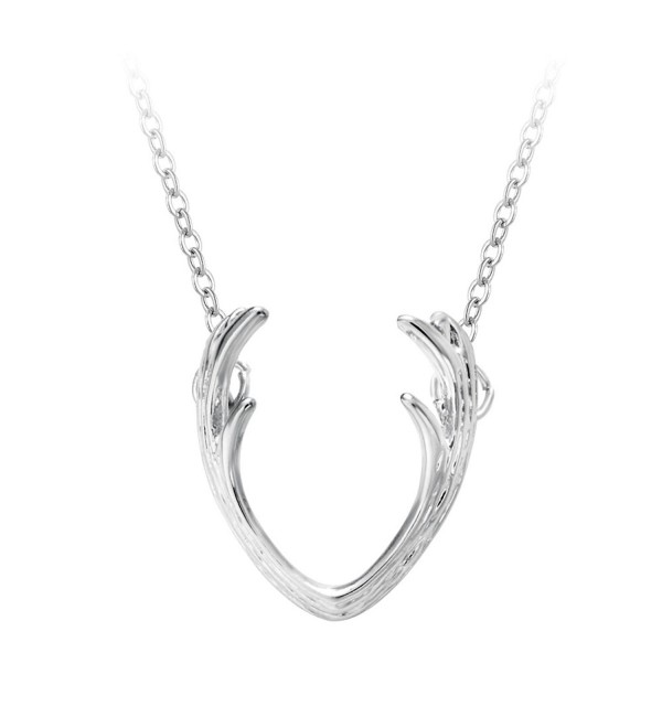 SENFAI Necklaces Pendants Minimalist Necklace - CA128F04IGZ
