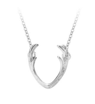 SENFAI Necklaces Pendants Minimalist Necklace - CA128F04IGZ