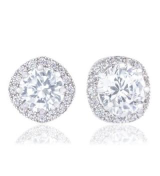 Orrous Premium Cubic Zirconia Earrings