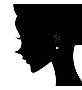 Orrous Premium Cubic Zirconia Earrings in Women's Stud Earrings