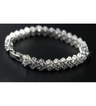 Dazzle Austrian Crystal Elements Bracelet