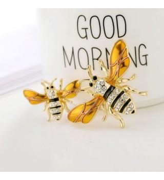 PANGRUI Exquisite Bumblebee Crystal rhinestones