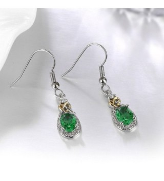 Miss Chen Silver Plated Earrings