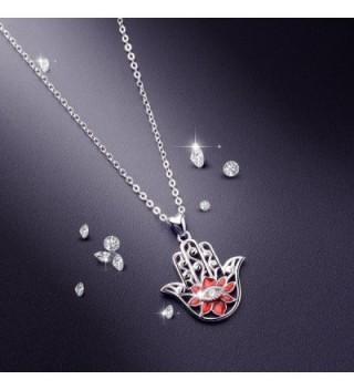 EUDORA Sterling Silver Necklace Pendants