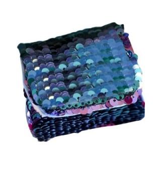 Mermaid Bracelet Reversible Sensory Two Tone - Aqua & Purple - CP187ANKAAD