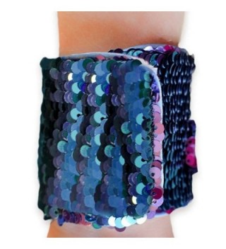 Mermaid Bracelet Reversible Sensory Two Tone