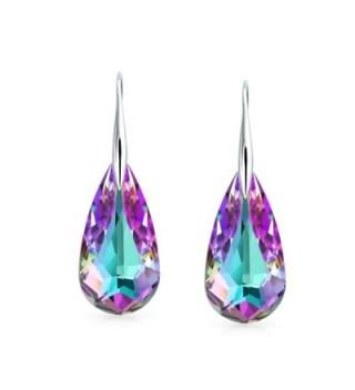 Bling Jewelry Briolette Teardrop Sterling