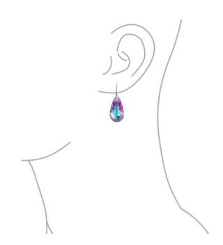Bling Jewelry Briolette Teardrop Sterling in Women's Drop & Dangle Earrings