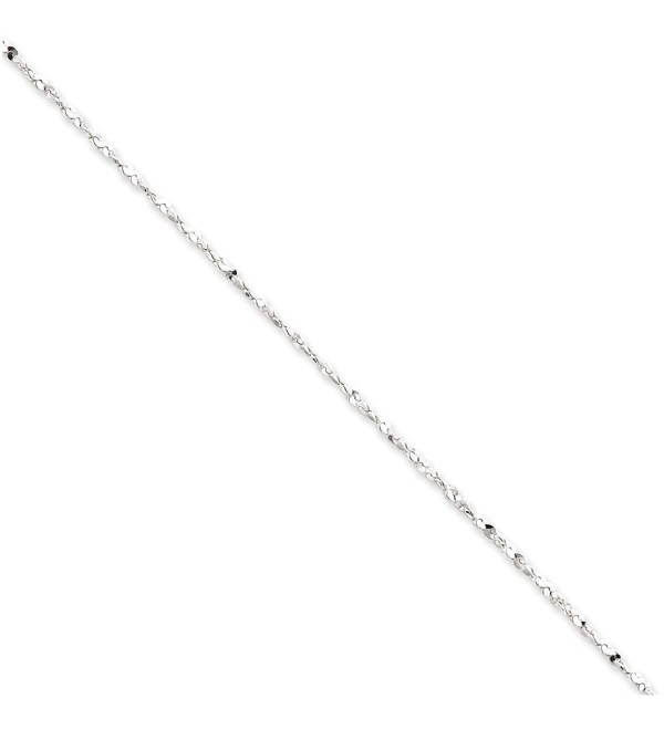 Sterling Silver 1.8mm Twisted Serpentine Chain - sterling-silver - CO115EY76VZ