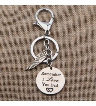 MAOFAED Mothers Remember Bracelet Dad KeyChains in Women's Bangle Bracelets