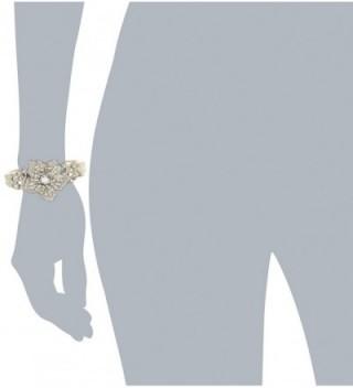 1928 Bridal Silver Vintage Inspired Bracelet