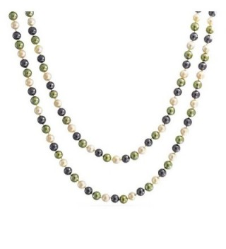 Bling Jewelry Multicolor Simulated Necklace