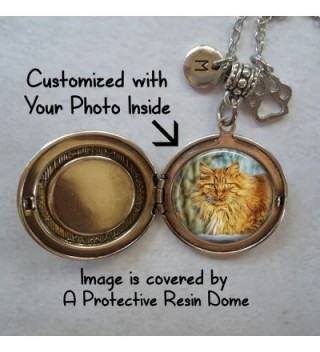 Memorial Locket Customized Photo Inside