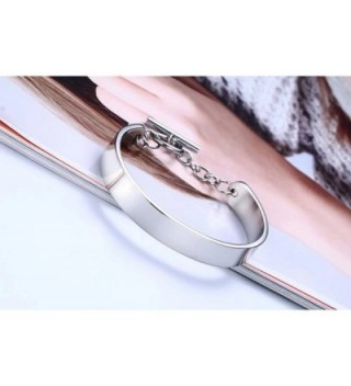 DIB Engraving Stainless Personalized Customized in Women's Link Bracelets