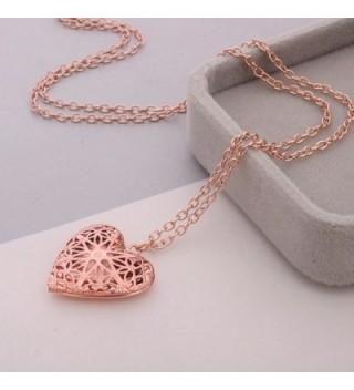 Vintage Filigree Pendant Necklace Mothers