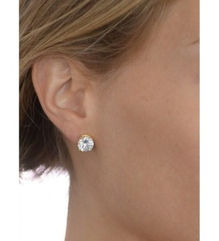 616d3ad9f ... Mariell Zirconia Earrings Simulated Diamond in Women's Stud Earrings