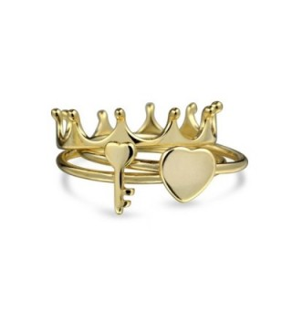 Bling Jewelry Sterling Princess Stacking