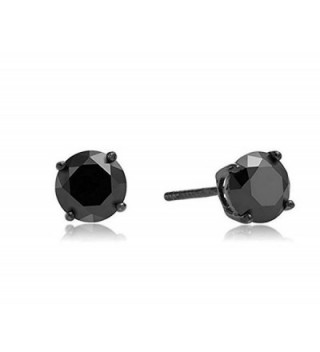 Surgical Stainless Earrings Zirconia Hypoallergenic - CE188H0XWMG