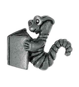 Bookworm Lapel Pin - CQ1172NYPTH