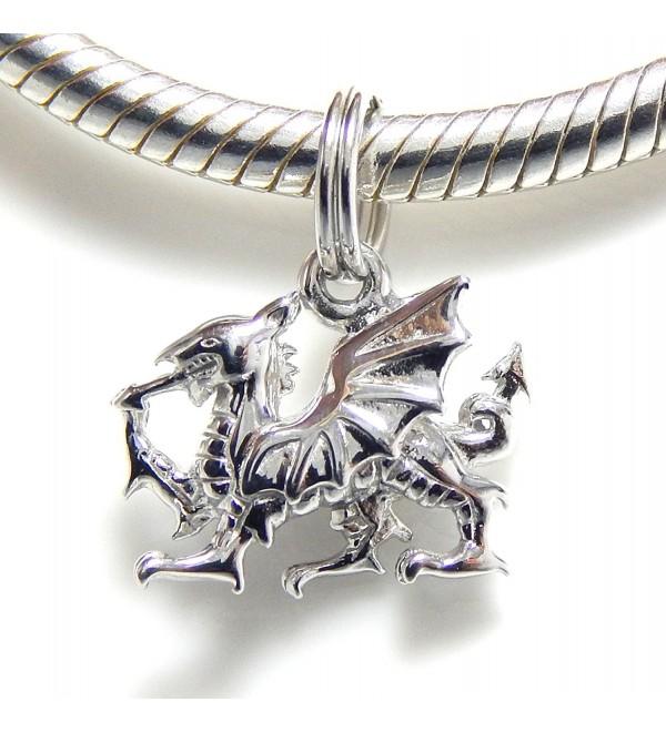 Pro Jewelry Sterling Dangling Bracelet - C211JLU633F