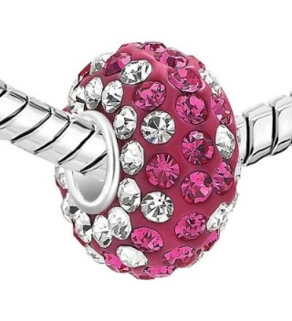 CandyCharms Sterling Silver Crystal Bracelet