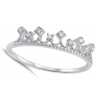 White Princess Kingdom Sterling Silver