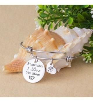 Remember Adjustable Bracelets Grandmother mom silver in Women's Bangle Bracelets