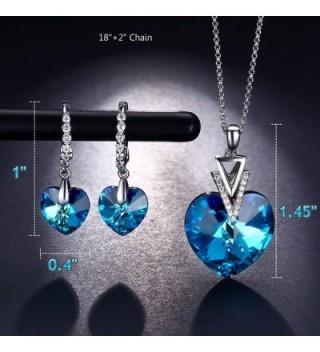 T400 Jewelers Swarovski Elements Necklace
