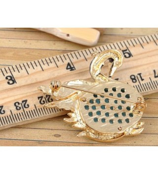 Alilang Swarovski Crystal Elements Fashion in Women's Brooches & Pins